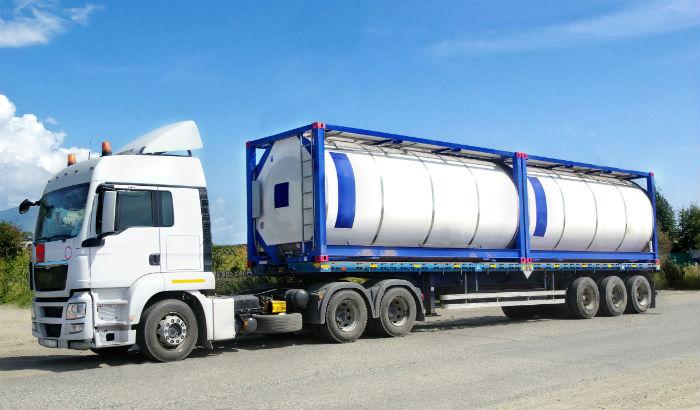 DG goods truck 700x410