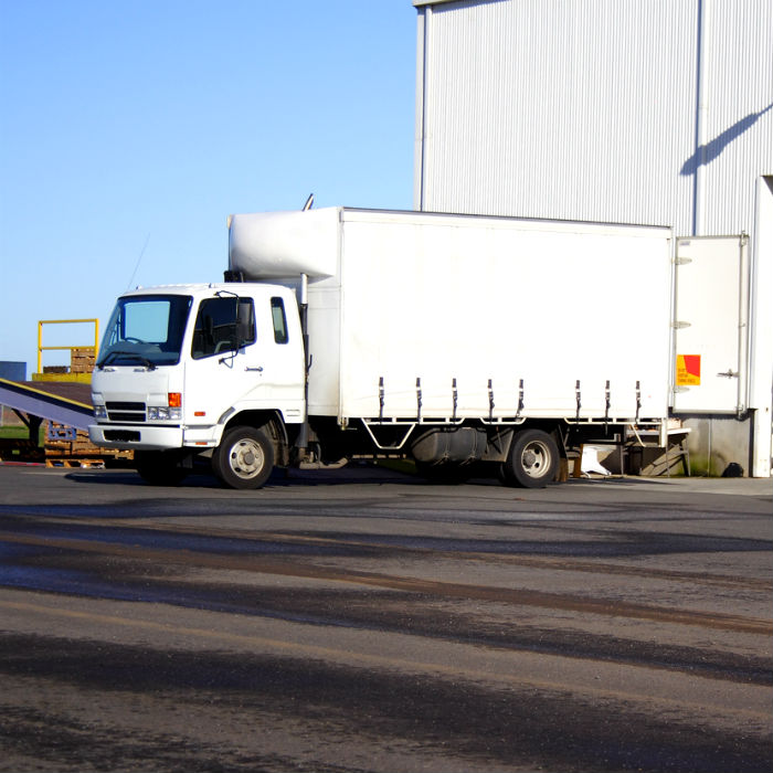 Delivery truck 700x700